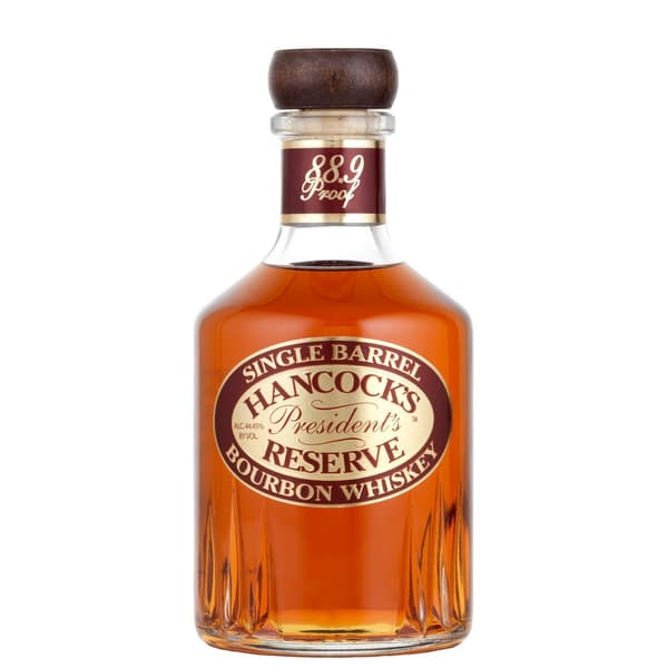Hancock's President's Reserve Small Batch Bourbon Whiskey 75cl