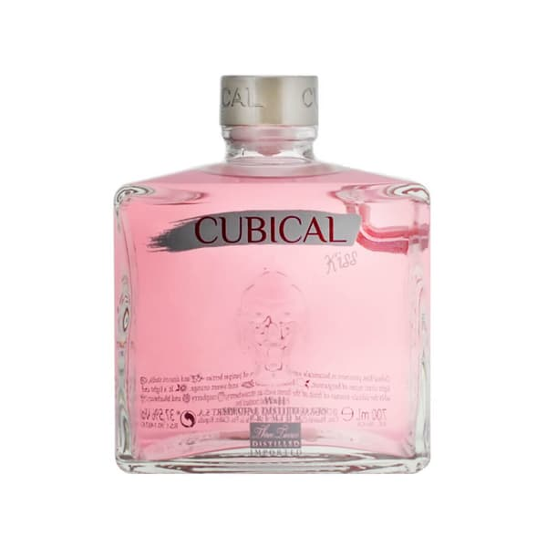 Cubical Kiss Special Distilled Gin 70cl