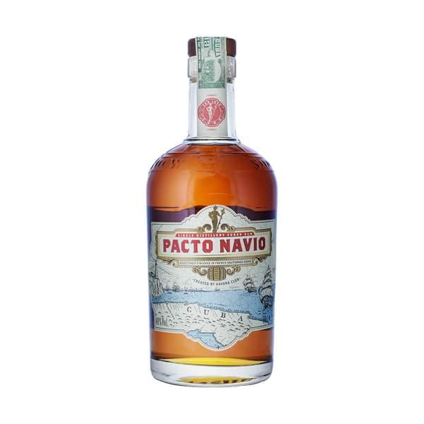 Havana Club Pacto Navio Rum 70cl