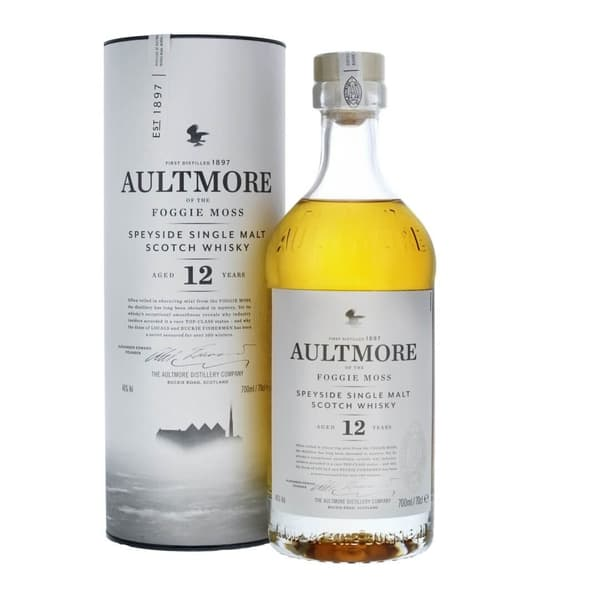 Aultmore 12 Years 70cl