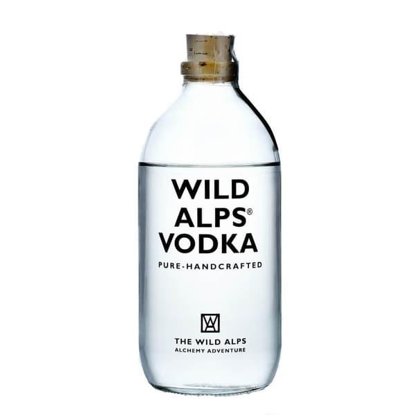 The Wild Alps Vodka 50cl
