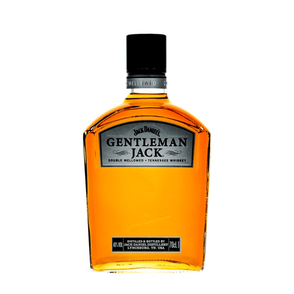 Jack Daniel's Gentleman Jack Double Mellowed Tennessee Whiskey 70cl