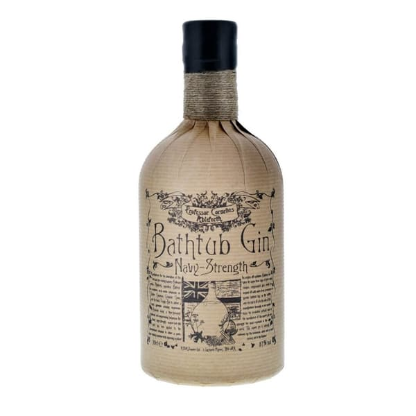 Ableforth's Bathtub Navy Strength Gin 70cl