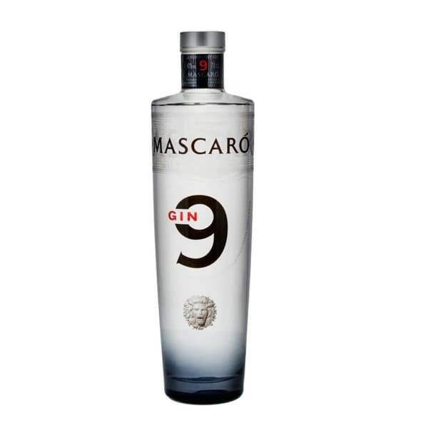 Mascaró Gin 9 70cl