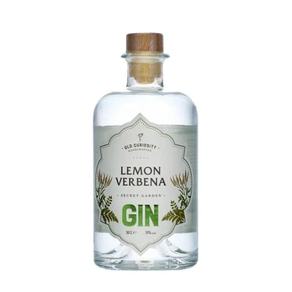 Old Curiosity Secret Garden Lemon Verbena Gin 50cl