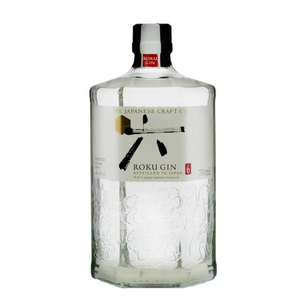 Roku Gin The Japanese Craft Gin 70cl