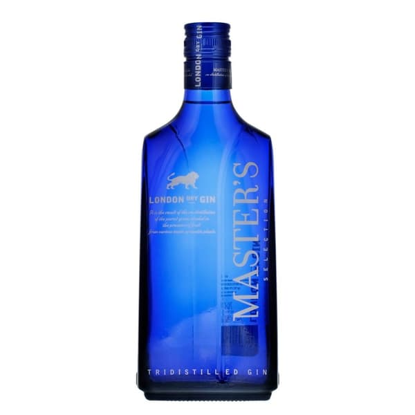 Master's Selection London Dry Gin 70cl