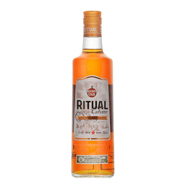 Havana Club Ritual Cubano la Esencia de la Habana Rum 70cl