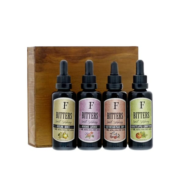 Ferdinand's Bitters Discovery Set 4x5cl