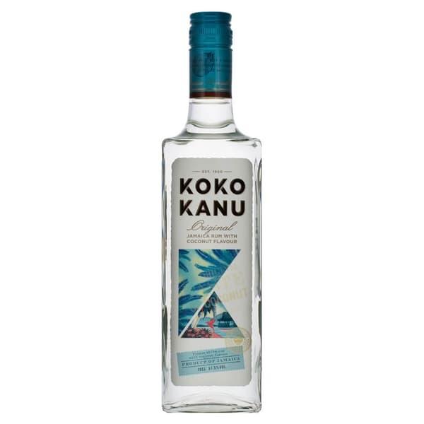 Koko Kanu Coconut 70cl (Spirituose auf Rum-Basis)