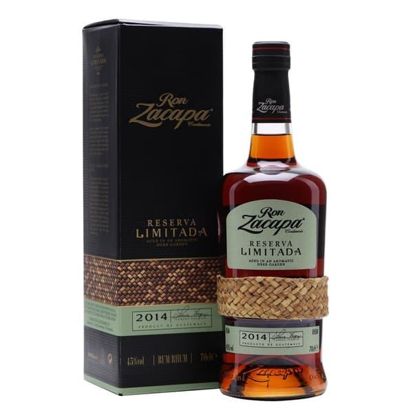 Rum Zacapa Reserva Limitada 2014 70cl