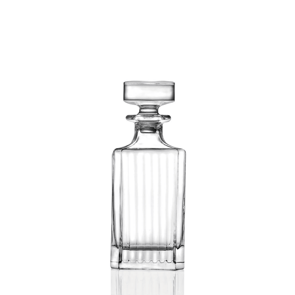 RCR Style Timeless Whisky Decanter 75cl