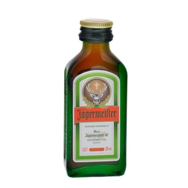 Jägermeister Kräuterlikör Mini 2cl