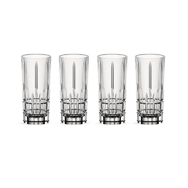 Spiegelau Perfect Serve Collection Shotglas, 4er-Pack