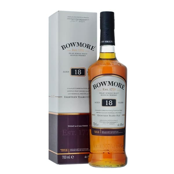 Bowmore 18 Years Old 70cl