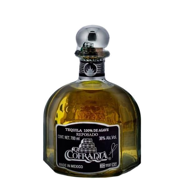 La Cofradia Tequila Reposado 100% de Agave 70cl