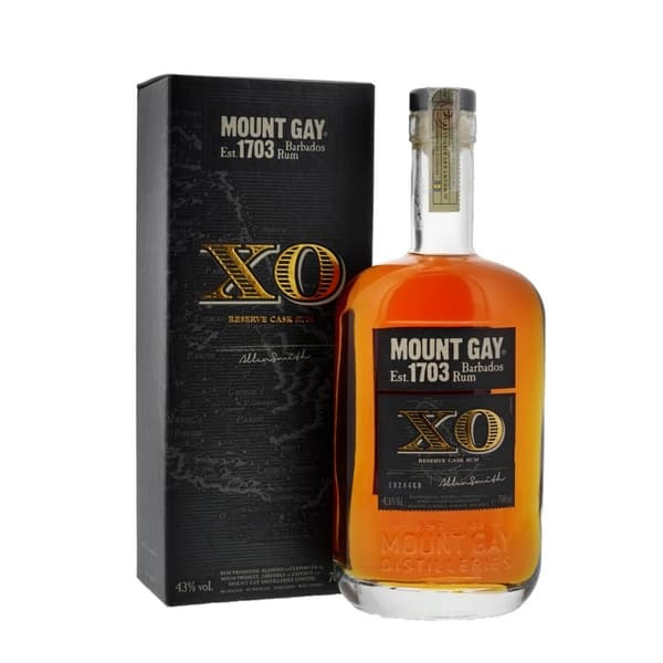 Mount Gay Extra Old Rum 70cl