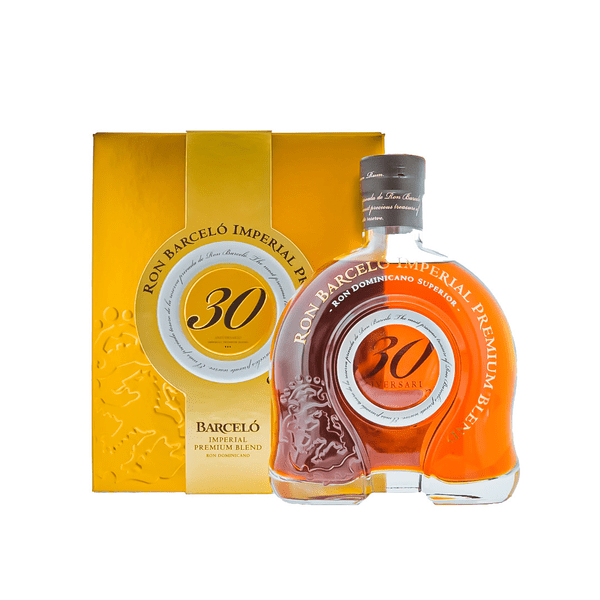Ron Barcelo Imperial Premium Blend 30 Aniversario 70cl