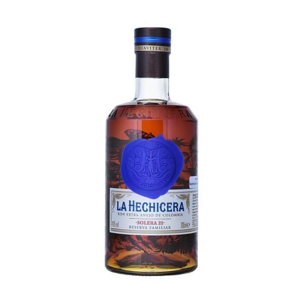 La Hechicera Fine Aged Colombian Rum 70cl