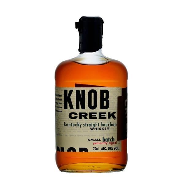 Knob Creek Straight Bourbon Whiskey 70cl