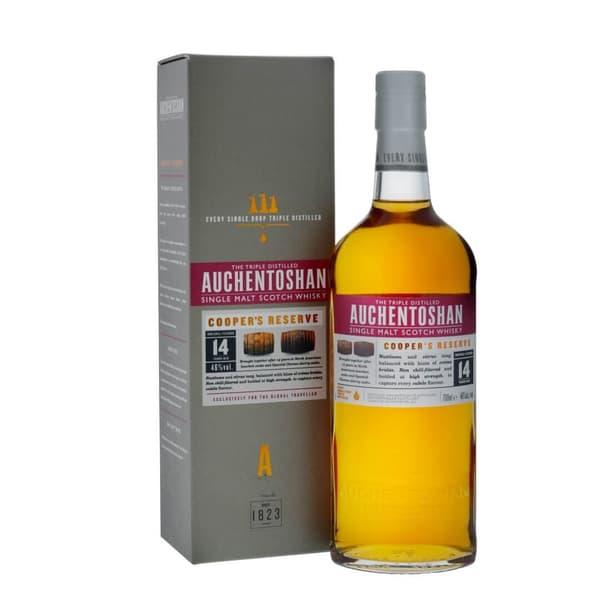 Auchentoshan 14 Years Cooper's Reserve 70cl
