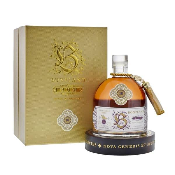 Bonpland Rum Nicaragua 18 Years 50cl