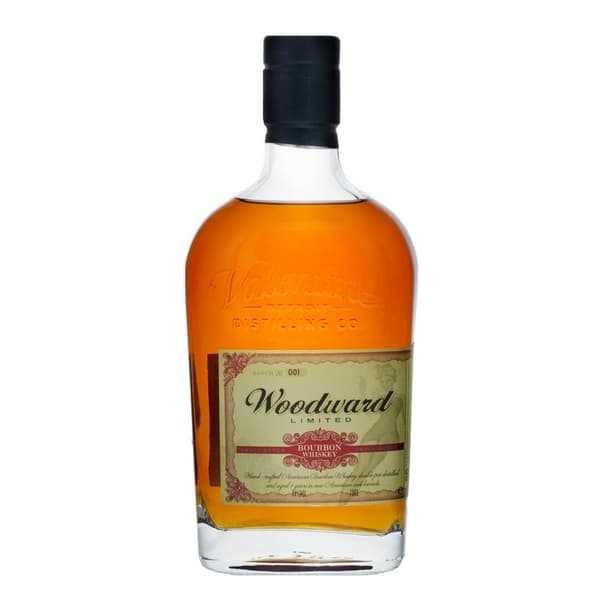 Woodward Bourbon 70cl