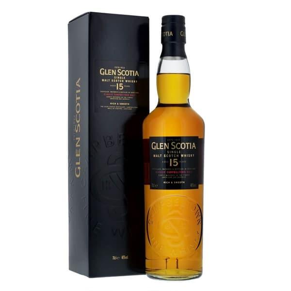 Glen Scotia 15 Years 70cl