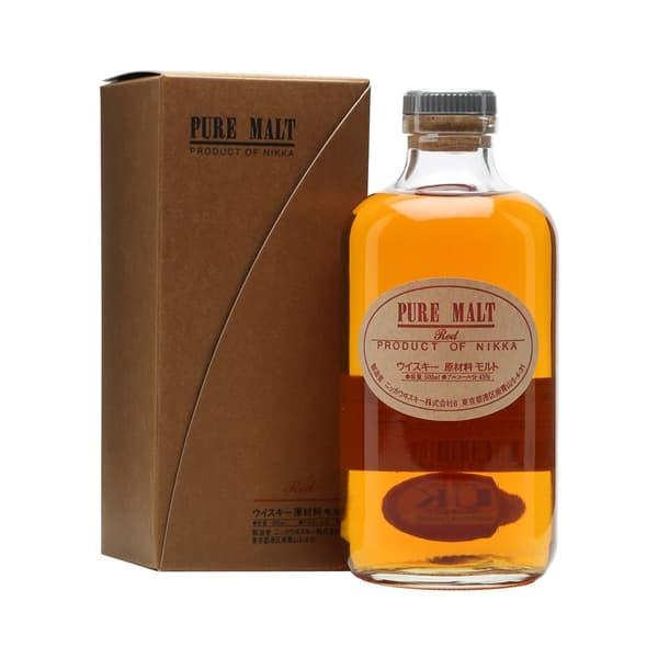 Nikka Pure Malt Red Whisky 50cl