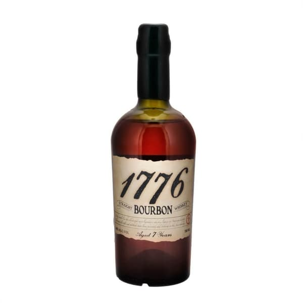 1776 Straight Bourbon Whiskey Aged 7 Years 70cl