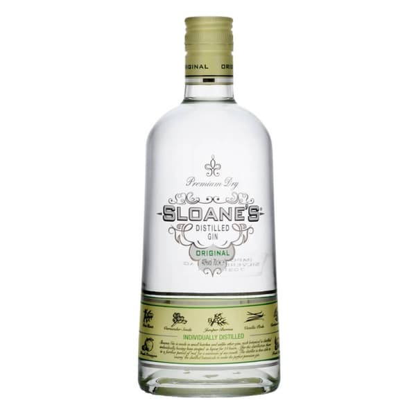 Sloane's Dry Gin 70cl