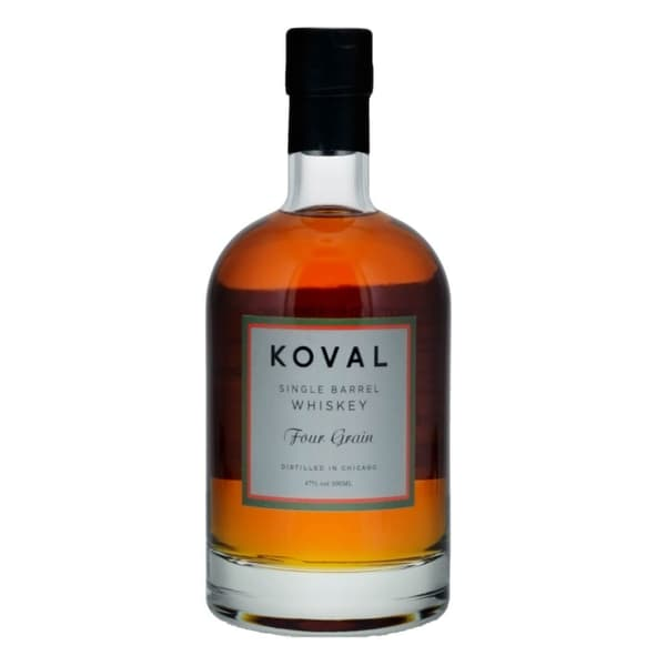 Koval Four Grain Whiskey 50cl