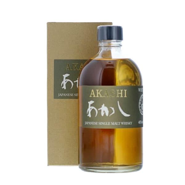 Akashi Single Malt Whisky 50cl