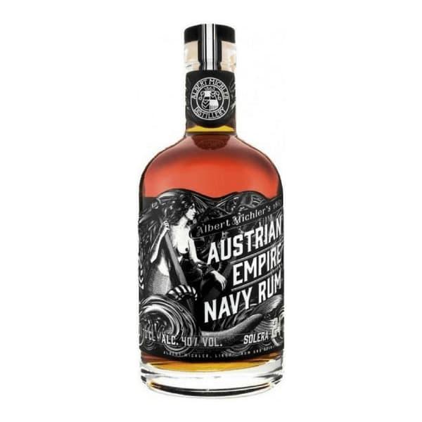 Austrian Empire Navy Rum Solera 21 Years