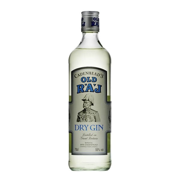 Cadenhead's Old Raj Gin 55% 70cl