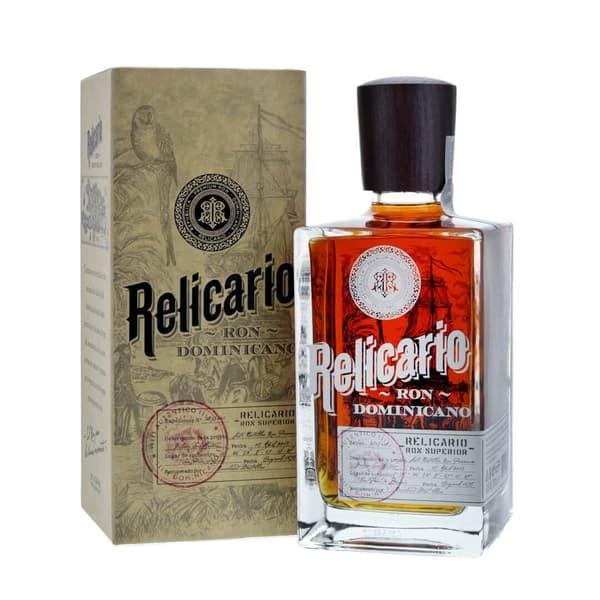 Ron Relicario Superior Dominicano 10 Years Solera Rum 70cl