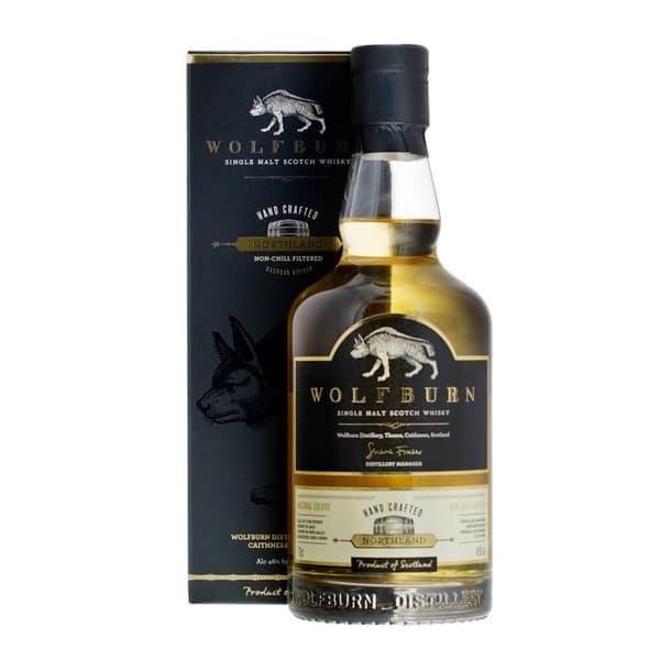 Wolfburn Northland Single Malt Scotch Whisky 70cl