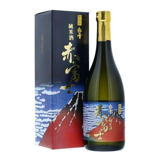 Shirayuki Akafuji Sake 72cl