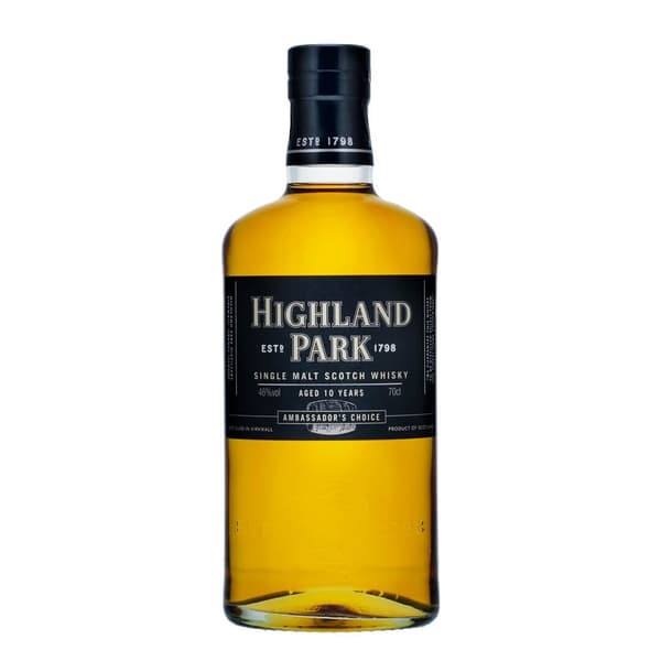 Highland Park 10 Years Ambassador's Choice 70cl
