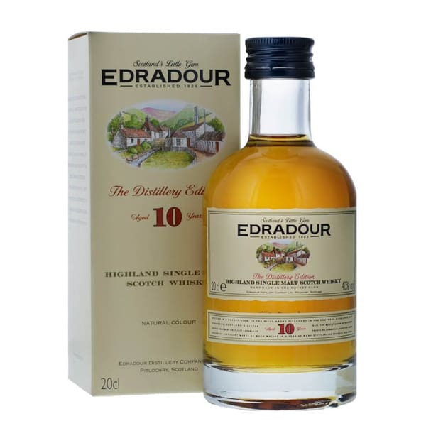 Edradour 10 Years Whisky 20cl