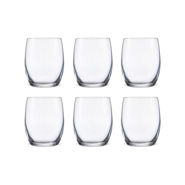 Bohemia Crystal Glass Club O.F. Whiskyglas 30cl, 6er-Set