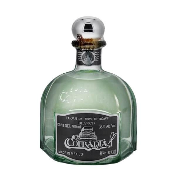 La Cofradia Tequila Blanco 100% Agave 70cl