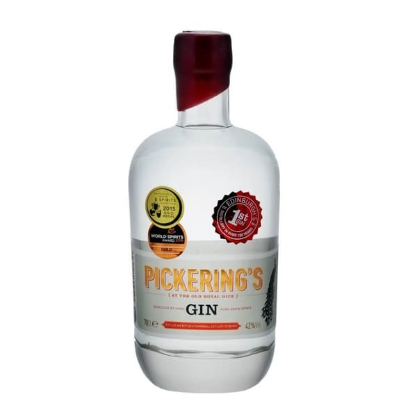 Pickering's Gin 70cl