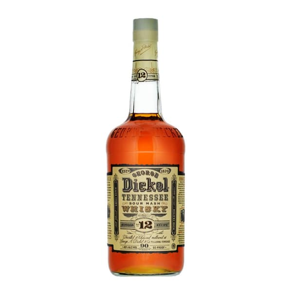 George Dickel No.12 Tennessee Whisky 100cl