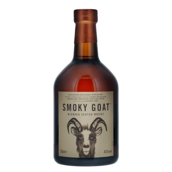 Smoky Goat Blended Scotch Whisky 70cl