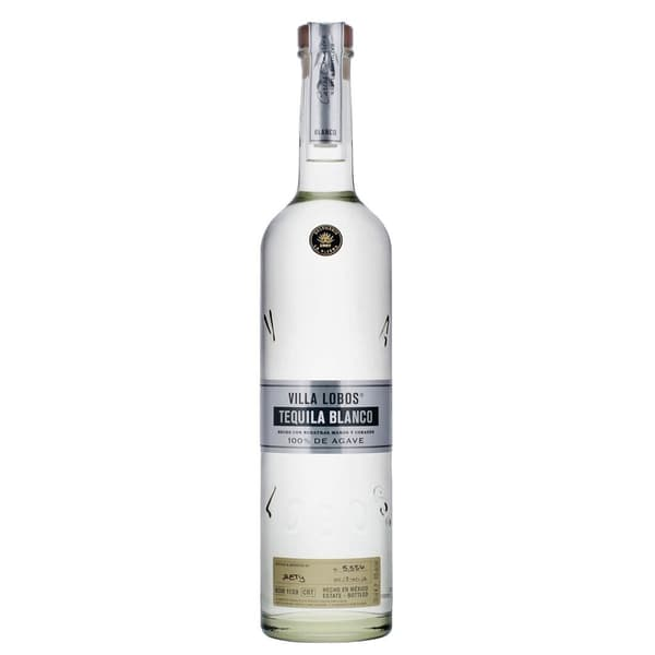 Villa Lobos Tequila Blanco 100% de Agave 70cl