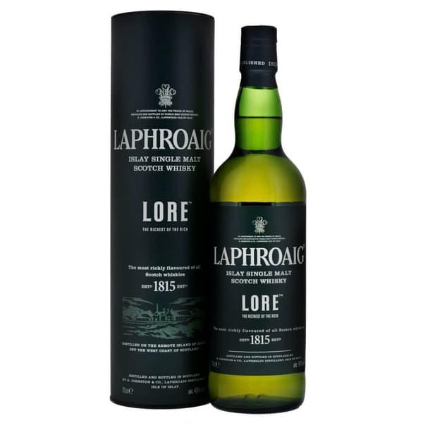 Laphroaig Lore Whisky 70cl