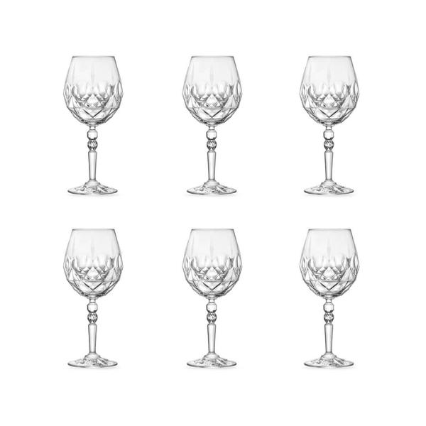 RCR Luxion Professional Alkemist Aperitif Glas, 6er-Pack
