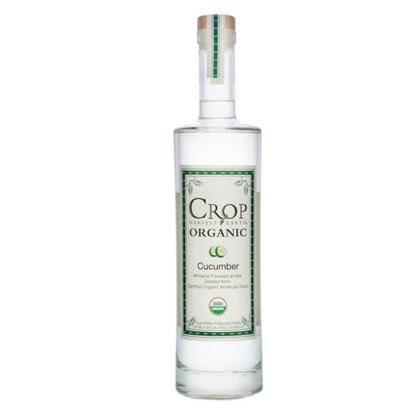 Crop Cucumber Organic Vodka 75cl