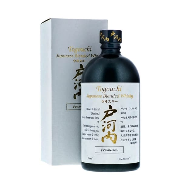 Togouchi Premium Whisky 70cl